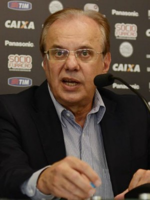 Luiz Sallim Emed Atlético-PR (Foto: Gustavo Oliveira/ Site oficial Atlético-PR)