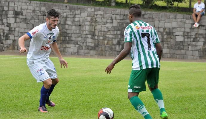 Sander Cruzeiro-RS Juventude amistoso (Foto: Arthur Dallegrave / E.C. Juventude)