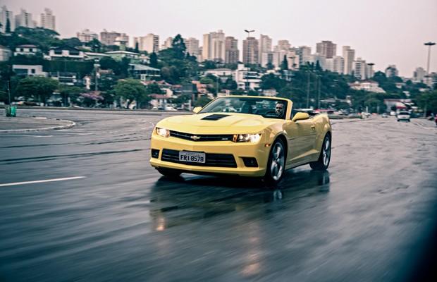 Chevrolet Camaro (Foto: Fabio Aro)