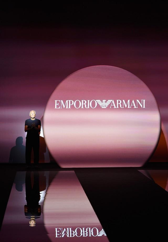 Emporio Armani (Foto: Getty Images)