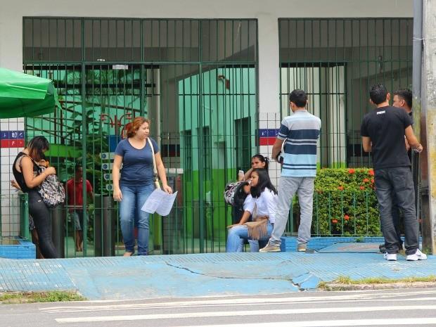 Provas foram realizadas na capital e no interior (Foto: Luis Henrique Oliveira/G1 AM)