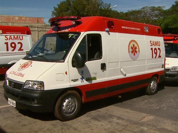 Ambulâncias não fizeram serviços de regulação e transferência entre hospitais (Foto: Maurício Glauco/ EPTV)