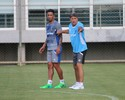 Primeira Liga vira trunfo para acelerar ajuste de Barrios e Gata ao Grêmio