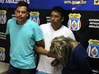 Trio é preso após fazer mãe e mulher de detento reféns, em Manaus