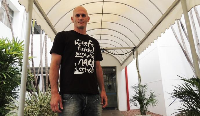 Eduardo Martini (Foto: Lucas Rizzatti/GloboEsporte.com)