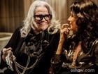 Vera Holtz volta à TV para viver ricaça festeira e problemática em 'O Rebu'