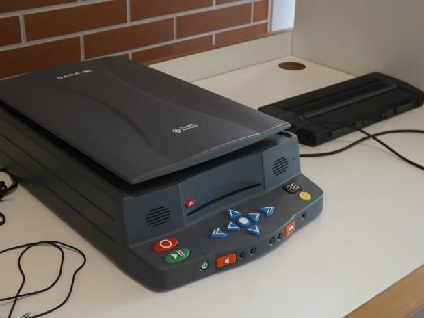Uma das quatro máquinas disponíveis no estado se encontra em Sorocaba (SP) (Foto: Jéssica Pimentel / G1)