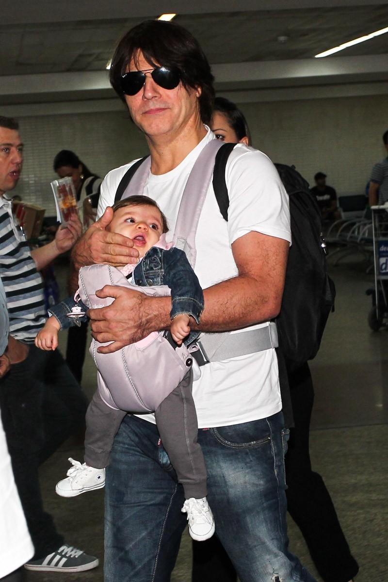 Marido de Laura Pausini (Foto: Manuela Scarpa/Foto Rio News)