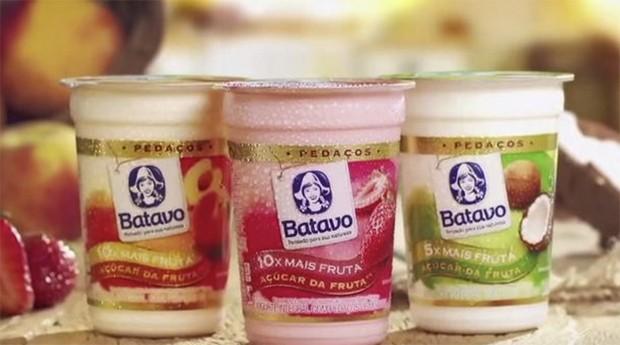 Produto da Batavo: marca foi líder do mercado (Foto: Divulgação)