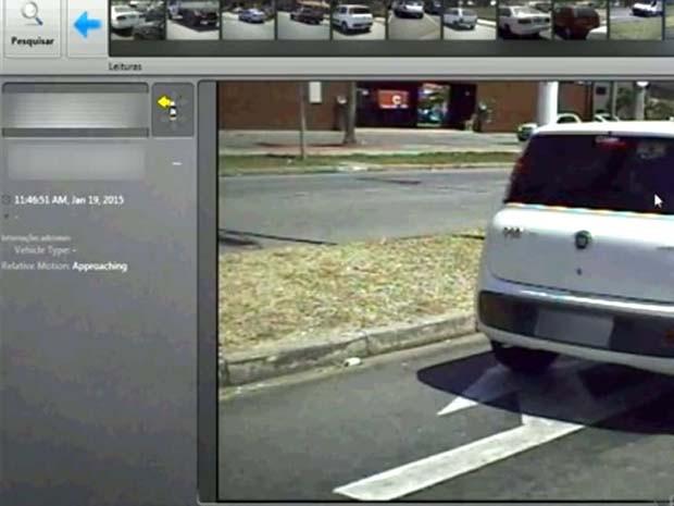 Sistema de identificação de veículos será instalado nas viaturas da Guarda Municipal de Indaiatuba (Foto: Reprodução / EPTV)
