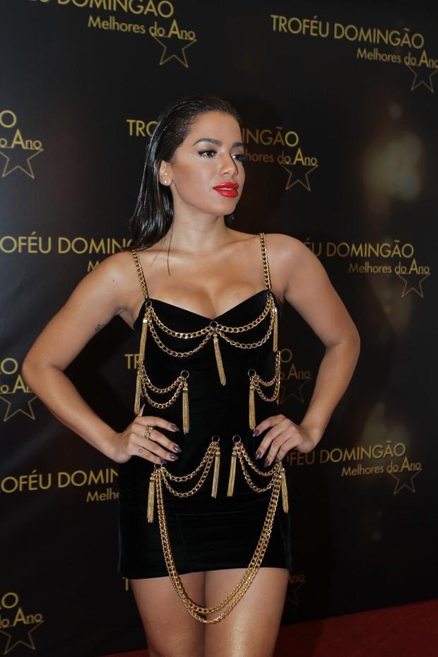 Anitta (Foto: Delson Silva/AgNews)