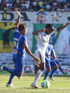 Campeonato Capixaba 2014: Estrela do Norte x Linhares (Foto: Vitor Jubini/A Gazeta)