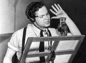 Guerra dos Mundos - Orson Welles - encenação (Foto: Reprodução)
