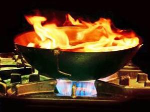Panela 'wok' (Foto: Mais Você / TV Globo)