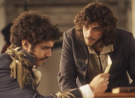 Joaquim desmascara Domitila para Pedro