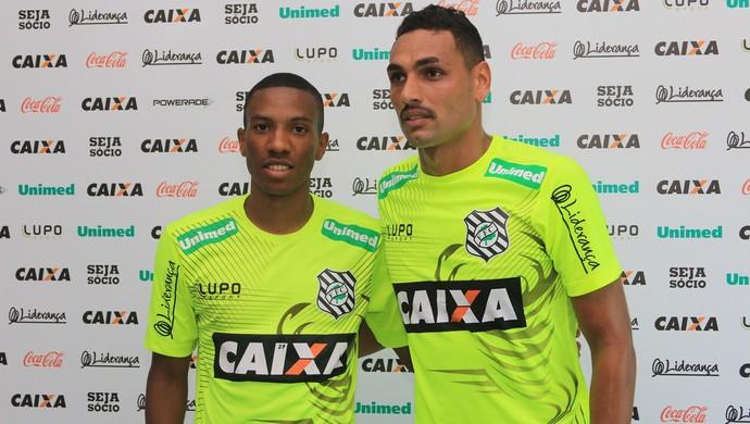 Gabriel Esteves Jaime Figueirense (Foto: Luiz Henrique/Figueirense FC)