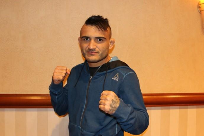 John Lineker UFC 207 (Foto: Evelyn Rodrigues)