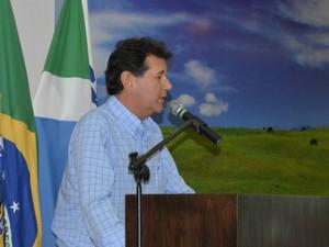 Diretor-secretário da Federação de Agricultura e Pecuária do estado (Famasul), Ruy Fachini, (Foto: Anderson Viegas/Do Agrodebate)