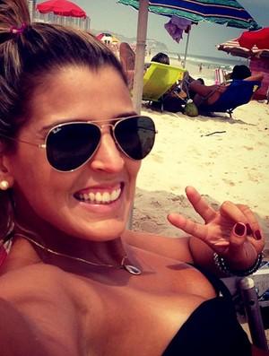vôlei mari paraiba praia (Foto: Reprodução / Instagram)