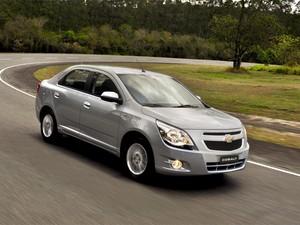 Chevrolet; GM; Cobalt; Sedã; lançamento (Foto: Divulgação)