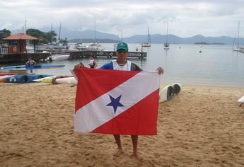 O Paraense Hiel Gesã venceu no último domingo o IV Acoar Open  (Foto: Divulgação/ agencia Pará)