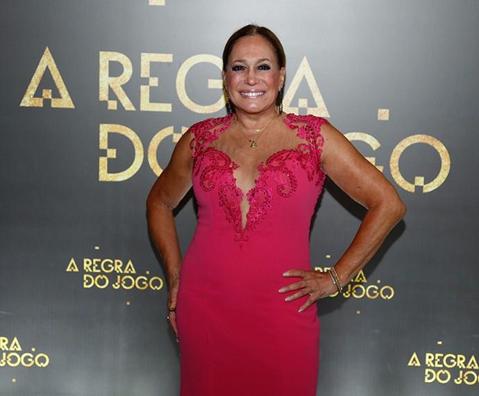 Susana Vieira diz que está 'acostumada a contracenar com gente jovem na vida real' (Foto: Raphael Dias/Gshow)