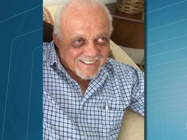 João Paulo D'Oliveira sofreu um infarto (Foto: Reprodução/TV Rio Sul)