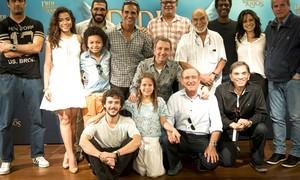 Renato Aragão apresenta no Rio 'Didi e o segredo dos anjos', com Anitta