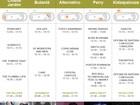 Lollapalooza 2013: programação