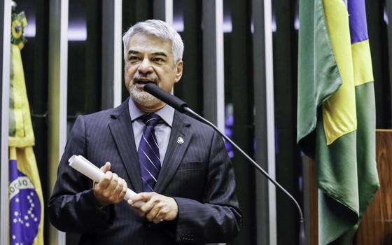 O senador Humberto Costa (Foto: Roberto Stuckert Filho/Flickr Humberto Costa)
