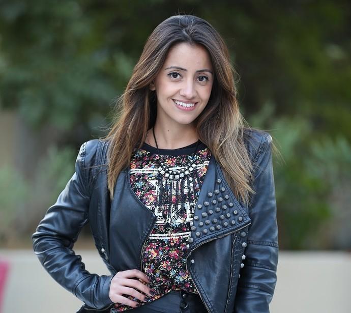 Karielle (Foto: Carol Caminha/Gshow)