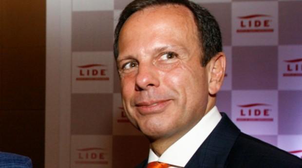 João Doria, prefeito de São Paulo. (Foto: Flickr)