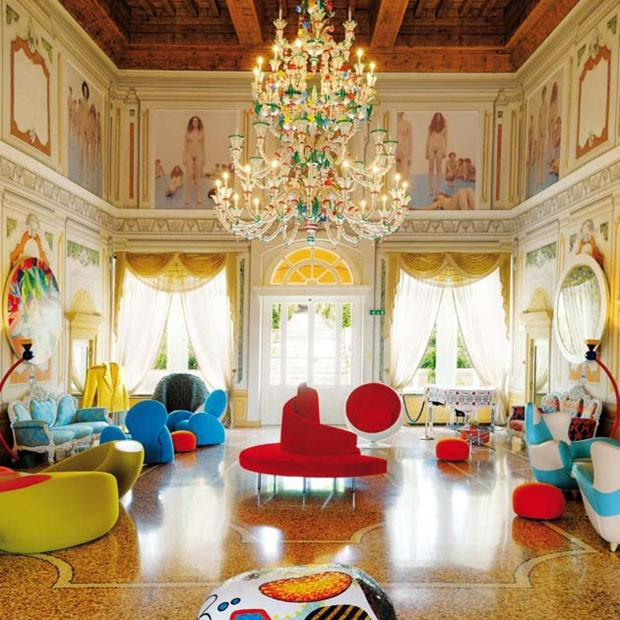 Hotel Byblos (Foto: reprodução)
