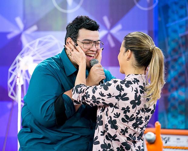 Lui Medeiros (Foto: Isabella Pinheiro/Gshow)