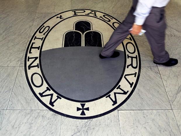 Sede do banco italiano Monte Paschi. (Foto: Reuters)