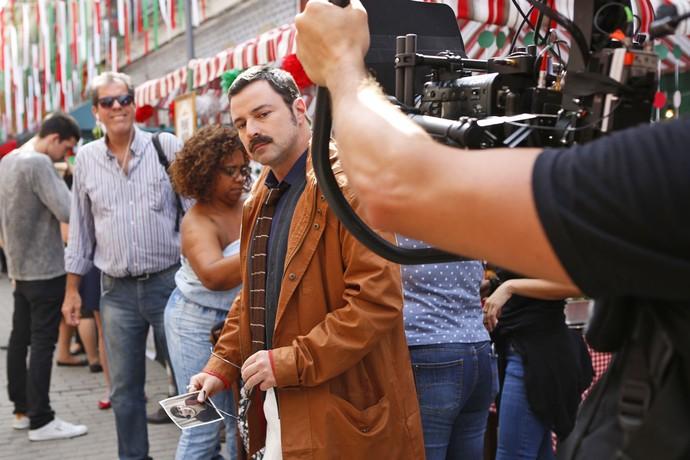 Emilio Orciollo Netto diz o que Damasceno está aprontando; confira no vídeo! (Foto: Ellen Soares/Gshow)