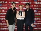 Famosos vão à pré-estreia carioca de 'Os Penetras'