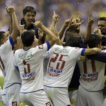 deportivo capiatá (Foto: DANIEL GARCIA / AFP)
