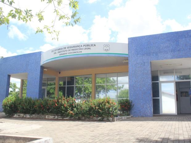 Instituto Médico Legal de Teresina acumula mais de 40 corpos (Foto: Gustavo Almeida/G1)