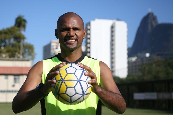Jefferson Botafogo (Foto: Satiro Sodré / SSpress / Botafogo)