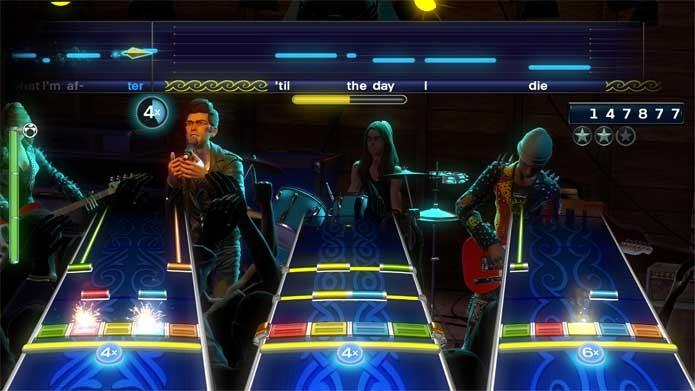 Rock Band 4 em oferta na PSN (Foto: Divulgação/Harmonix)