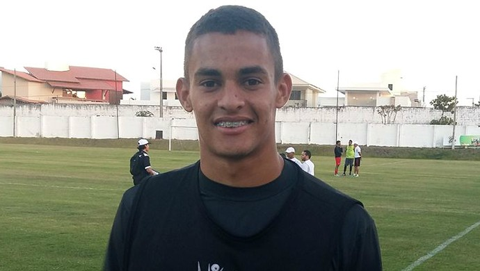 RN - Rivaldo, meia - Atlético Potengi (Foto: Jocaff Souza/GloboEsporte.com)