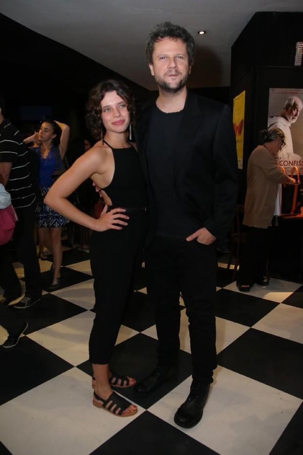 Selton Melo e Bruna Linzmeyer (Foto: Daniel Pinheiro/AgNews)