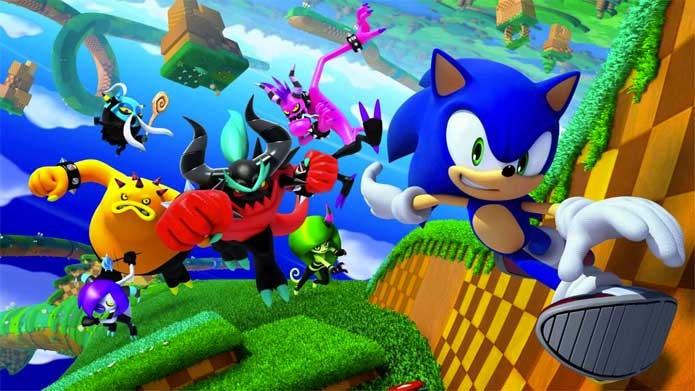 Sonic Lost World chega ao PC mais barato (Foto: Divulgação/SEGA)