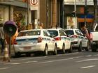 Taxistas de Campinas terão que aceitar cartões de débito e crédito