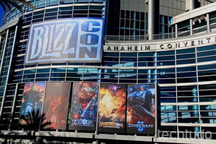 BlizzCon, o evento oficial da Blizzard (Foto: Anna Kellen Bull/TechTudo)