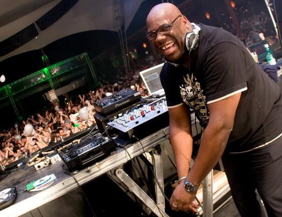 O DJ Carl Cox é uma das atrações mais esperadas do Ultra Brasil (Foto: Divulgação)