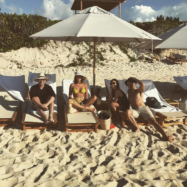 Bruna Marquezine, Paulo Gustavo e Tatá Werneck (Foto: Reprodução Instagram)