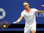 Federer bate Gasquet e vai à semi em dia com dancinha e Ronaldo na plateia