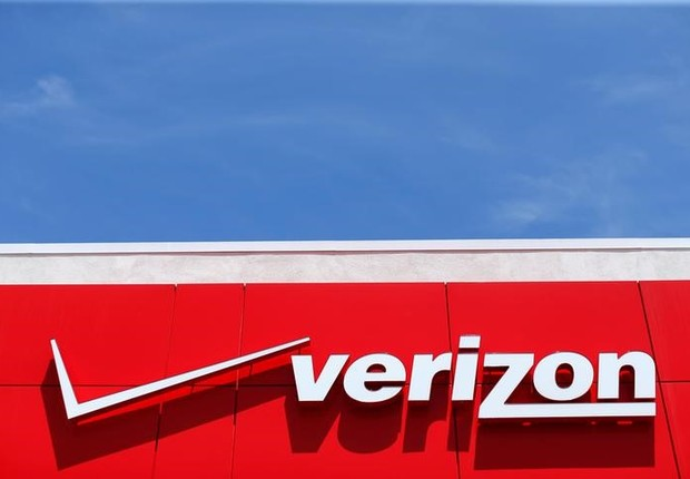 Loja da Verizon em San Diego, Estados Unidos (Foto: Mike Blake/Reuters)